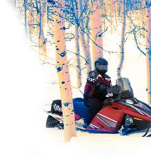Holiday Safety Tips for snowmobile