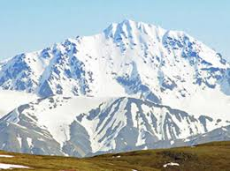 The Denali Highway – Mountains and Landscape
