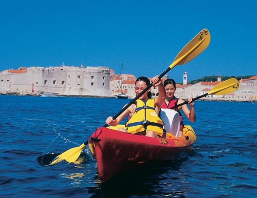 Kayaking Safety Starts